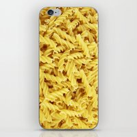 pasta iPhone & iPod Skins featuring Pasta by TilenHrovatic