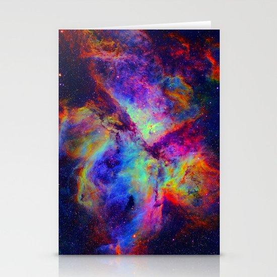 Nova Nebula Stationery Cards