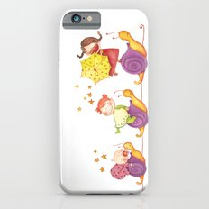 Babies in a snails iPhone 6s Slim Case