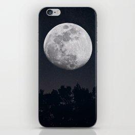 Moon Child iPhone Skin