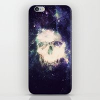 dead space iPhone & iPod Skins featuring Dead Space by Nicholas Redfunkovich