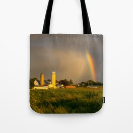1469 - Rainbow without rain Tote Bag