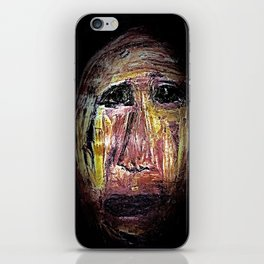 The Unwelcome Quiet. iPhone Skin