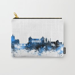 Rome Italy Skyline Carry-All Pouch