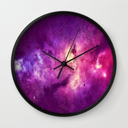 Galaxia Wall Clock