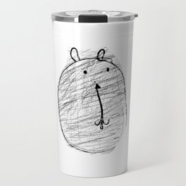 Cutie Dog Travel Mug