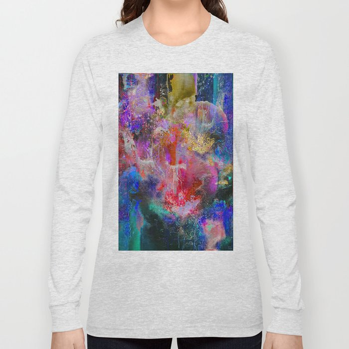 Faire abstraction 5 Long Sleeve T-shirt