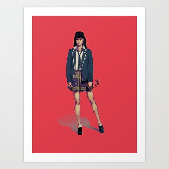 Bellkill Art Print