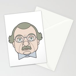 Dr. Scott - The Rocky Horror Picture Show Stationery Cards