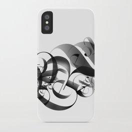 flow II iPhone Case