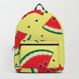 Watermelon seamless pattern Backpack