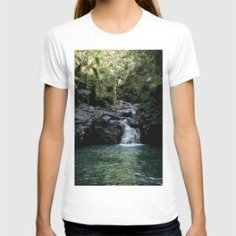 Hawaii Waterfall T-shirt