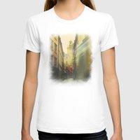 stockholm T-shirts featuring Stockholm by Viviana Gonzalez