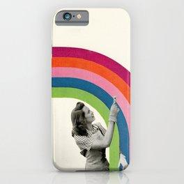 Paint a Rainbow iPhone Case