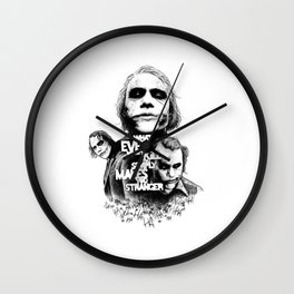 Agent of Chaos Wall Clock