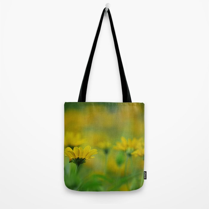 Blurs of Summer Tote Bag