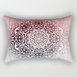 HYGGE WINTER VIBES MANDALA Rectangular Pillow