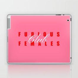 Furious Females Club Laptop & iPad Skin