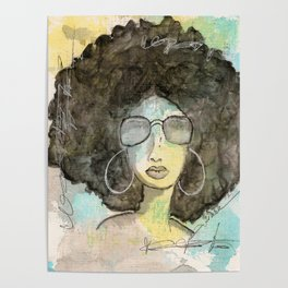 Dope Girl Poster