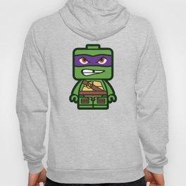 Chibi Donatello Ninja Turtle Hoody