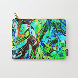Fluid Painting 3 Carry-All Pouch