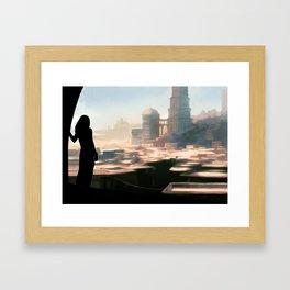 Dakaia Framed Art Print