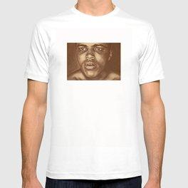 round 1...cassius clay T-shirt