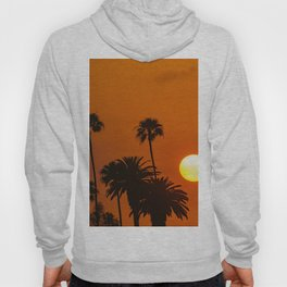 Sunset in the Palms Hoody