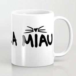 Se Habla Miau Coffee Mug