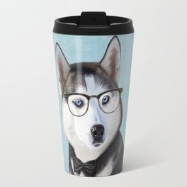 Mr Husky Travel Mug