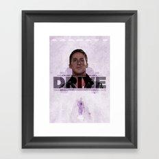 Drive Print Framed Art Print