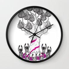 Tree Friends, pt.3 Wall Clock