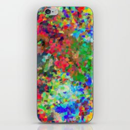 Beyond recognition iPhone Skin