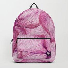 Big Pink Flowers Backpack