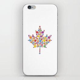 United Canada iPhone Skin