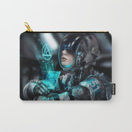 Ticket to Mars Carry-All Pouch