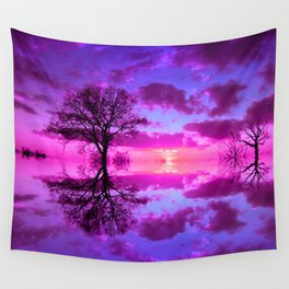 before midnight Wall Tapestry