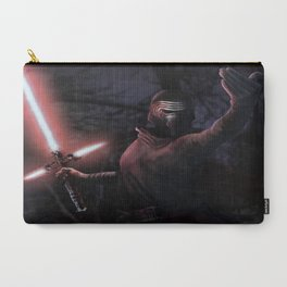 Kylo Ren painting Carry-All Pouch