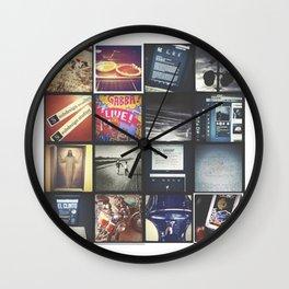 Ciccio Cappello Wall Clock