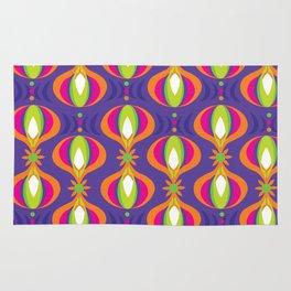 Oohladrop Purple Rug