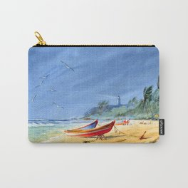 Puerto Rico Maunabo Beach Carry-All Pouch