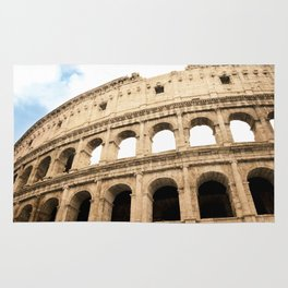 The Colosseum, Rome, Italy. Rug