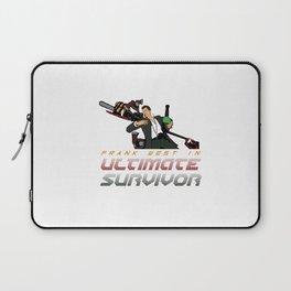 ULTIMATE SURVIVOR Laptop Sleeve