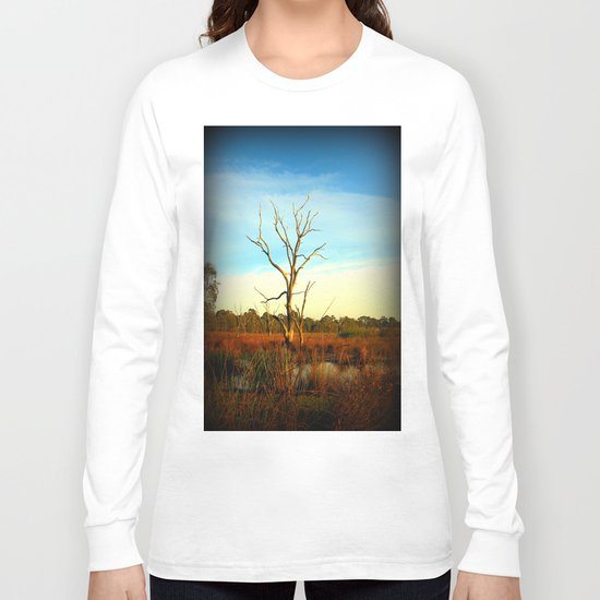 Cockatoo Tree Long Sleeve T-shirt