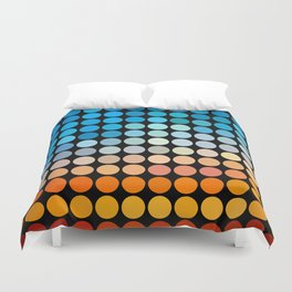next horizon Duvet Cover