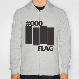 #000 Flag Hoody