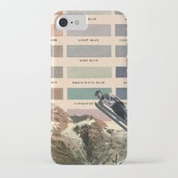 ski iPhone & iPod Cases featuring Ski by Sarah Brust