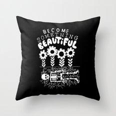 beautiful bones Throw Pillow