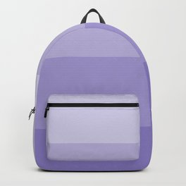 Four Shades of Lavender Backpack