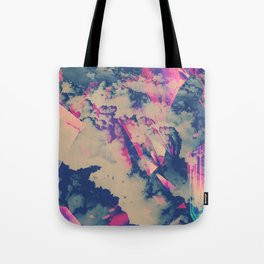 Celestial Facets Tote Bag